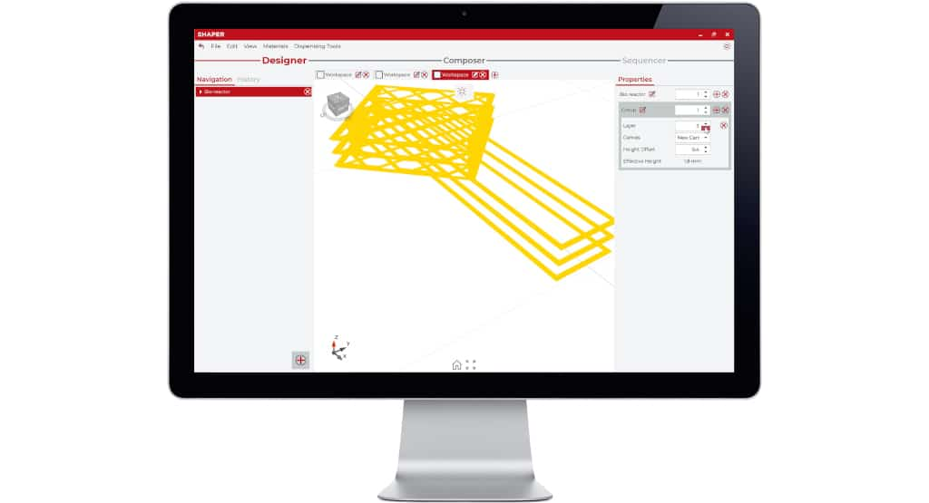SHAPER-REGENHU-SWITZERLAND-3DBIOPRINTING-DESIGN-BIOPRINTING-MANAGEMENT-SOFTWARE—3DConstructs-Wellplate-Bioprinters-0003